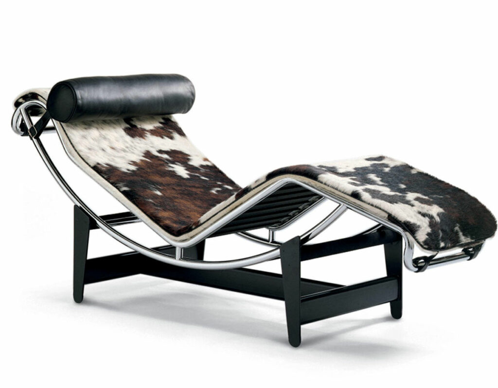 Chaise longue Le Corbusier occasion